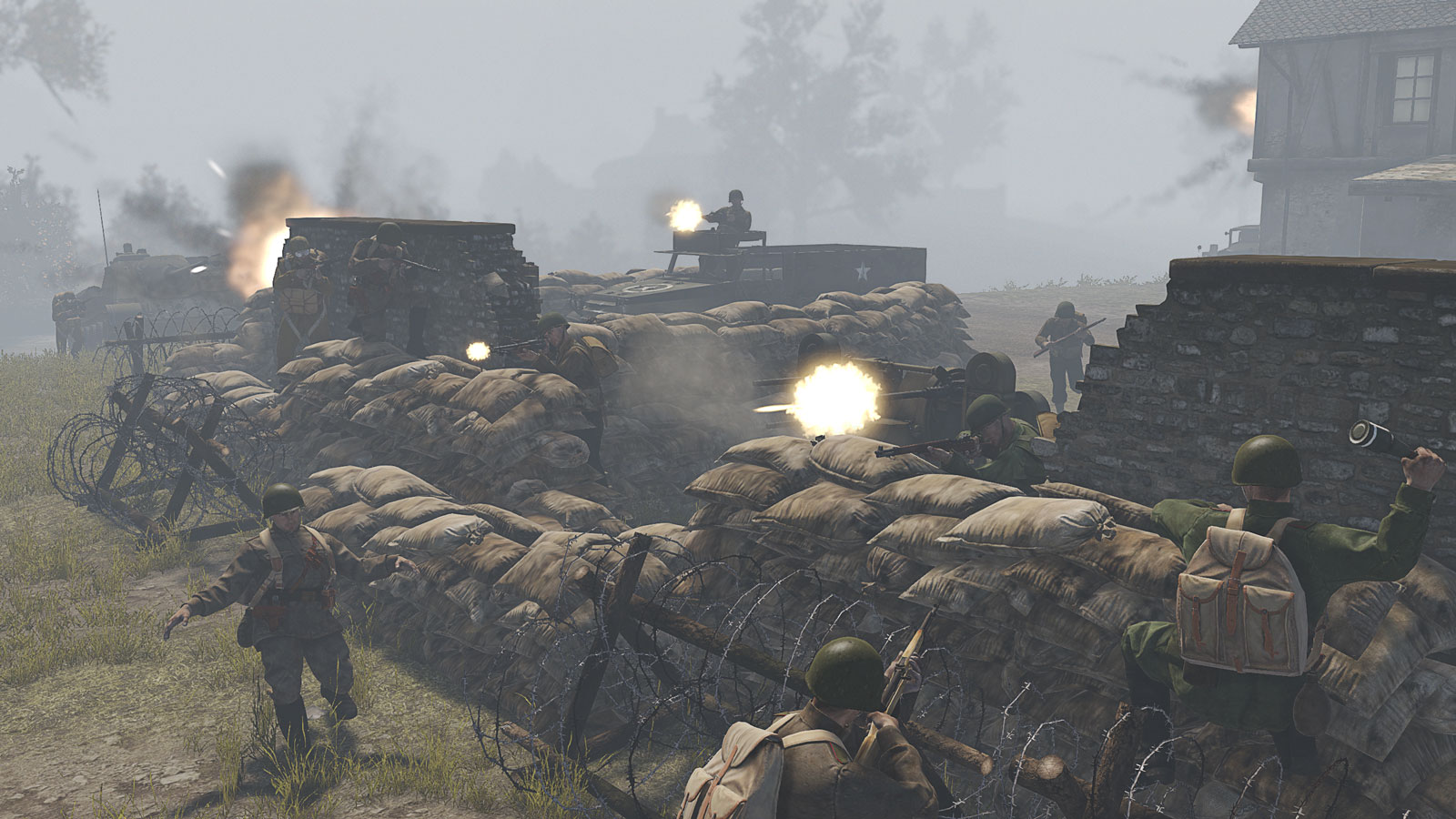 Скачать игру Heroes Generals 100