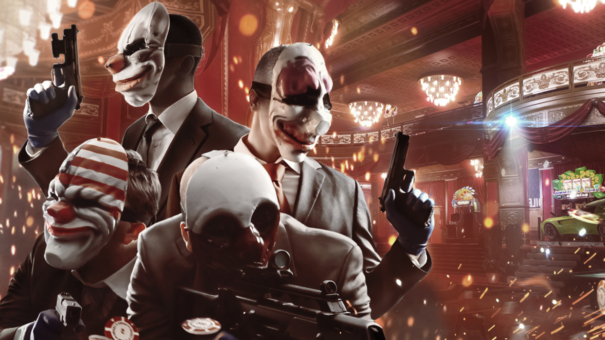 PAYDAY 2 on Steam  storesteampoweredcom